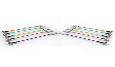 Disposable EEG Electrode Cables